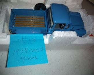 1958 Chevy Apache Truck  30