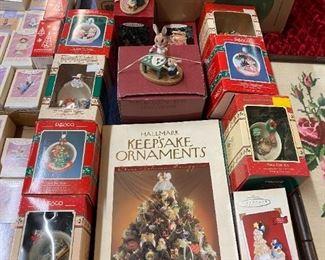 keepsake ornaments