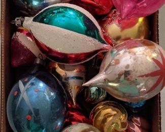 Vintage Christmas Ornaments - Poland