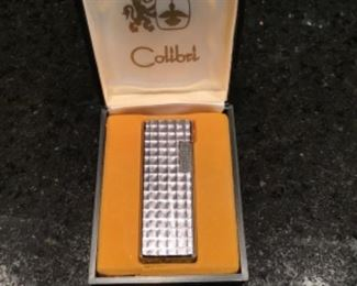 Colibri lighter in original box