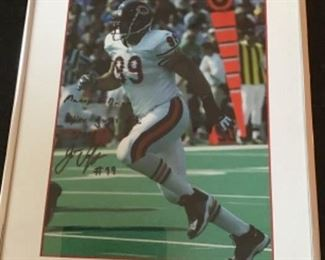 Jim Flanagan #99, Chicago Bears