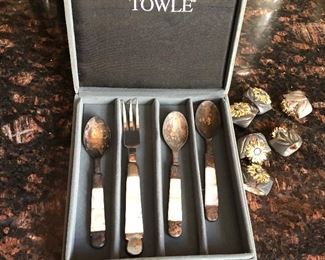 Towle serving set