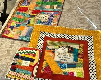 quilted phrases