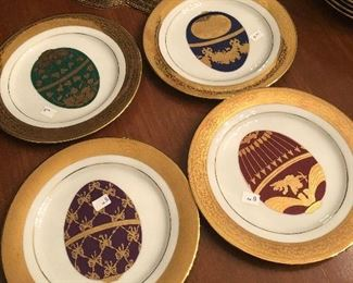 Egg plates