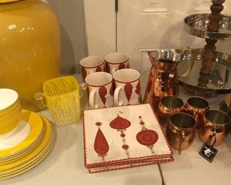 Nice decorative dishes