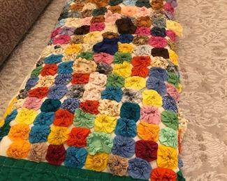 Vintage pinwheel quilts