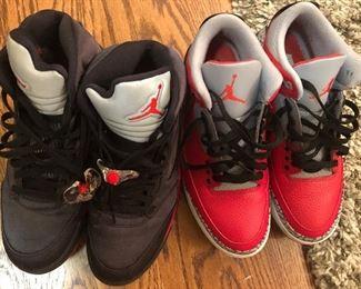 More Jordans