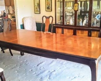 Length of table with 2 leaves