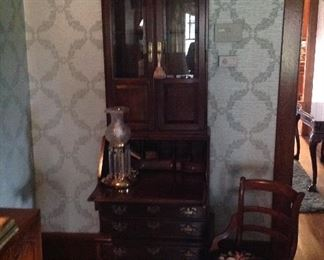 Ethan Allen ladies writing desk. Good storage but nice size.