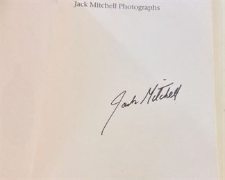 Alvin Ailey American Dance Theater: Jack Mitchell Photographs, Autographed Copy, A Donna Martin Book, 1993. ISBN 0836245083.