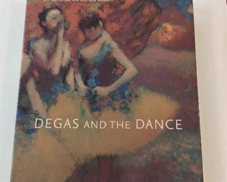 Degas and the Dance, Jill DeVonyar and Richard Kendall, Abrams, 2002.