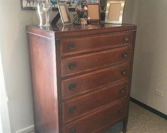 Antique Kindel Dresser