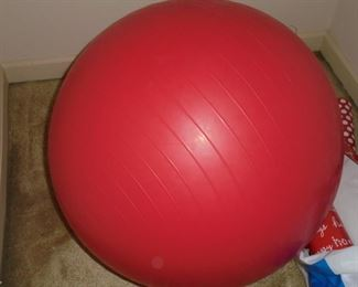 Red Body Ball