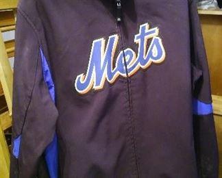 New York METS Jacket.
