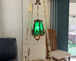 Great beautiful hanging lamp