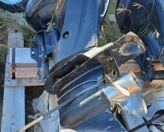 Mercury 50HP Outboard Motor