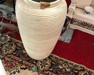 Large Monmouth Pottery Vase