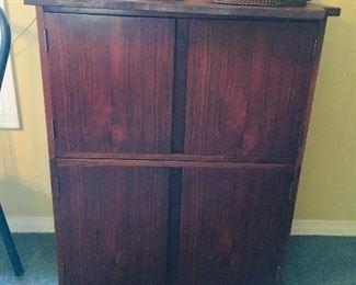 60s Storage Cabinet, $80