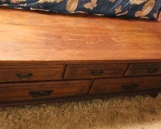 Low Cabinet, $100
