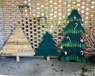 Christmas Trees, $40 each