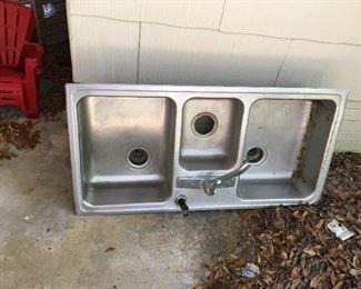 Sink, $50