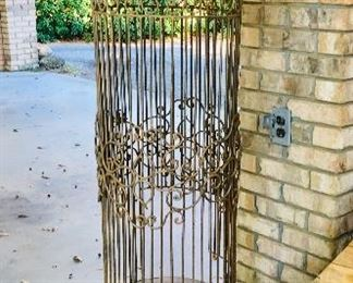 Large Metal Birdcage, $250