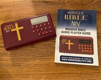 Wonder Bible (2 available)