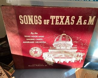 Songs of Texas A&M Record Set