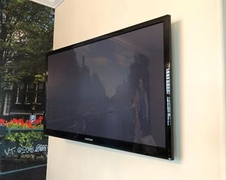 One of several TVs