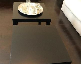 Coffee tables/Lamp tables/Accent tables - very versatile