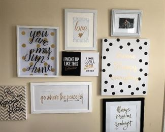 Wonderful quotes for your walls