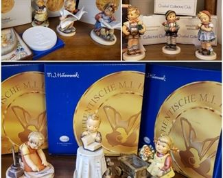 Goebel Hummel Figurines