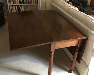 Item 9 Drop Leaf Table (was$350) NOW $200