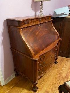 Item 51 Antique Secretary $550