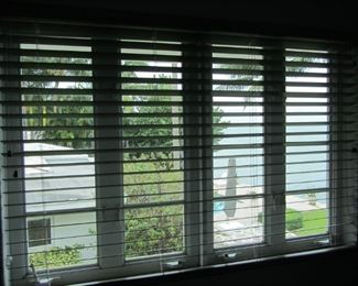 "2 sets - 73"" W - 49""H - blinds available also"