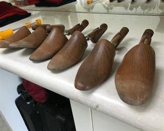 Shoe trees Estimate $100