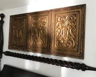 19th century carved panels. Estimate $2500