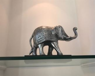 Elephant. Estimate $800