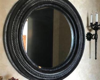Mirror. Estimate $600