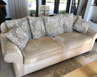 Sofa. Estimate $1500