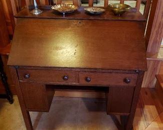 Antique L&J G Stickley Desk