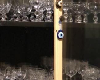Crystal drinkware