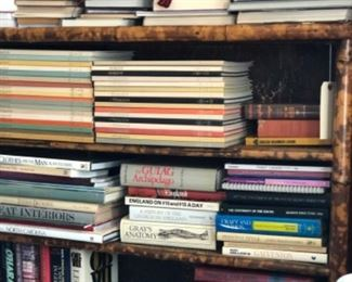 Numerous books and travel magazines
