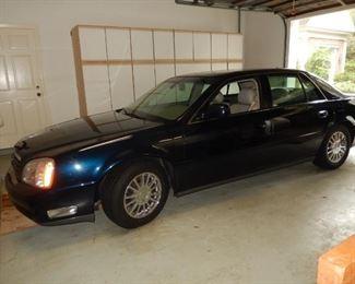 2004 Cadillac Deville DHS Northstar V8 - garage kept!