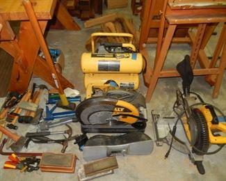 Saws, tools
