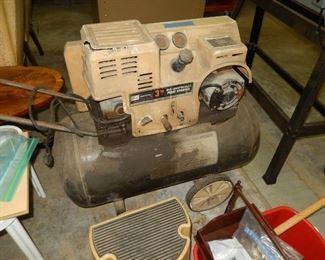 Craftsman 3hp compressor