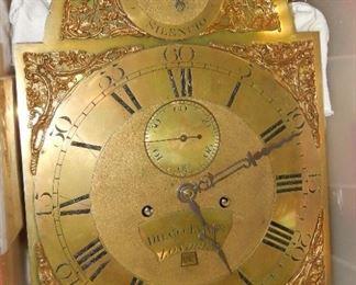 Diego Evans clock works