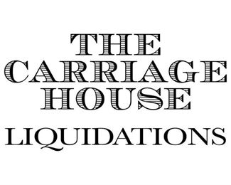 Carriage House Liquidations - Bonded, Insured, 25 Years in the Antiques Industry...a trusted name !