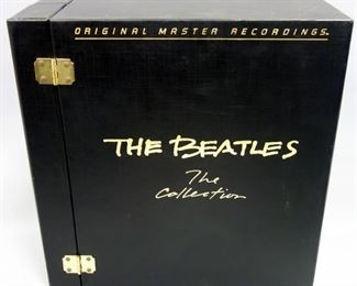 The Beatles The Collection Mobile Fidelity Sound Lab 14 LP Box Set #11,187