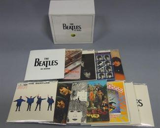 The Beatles In Mono, 2009 Remastered Mono 13 CD Box Set